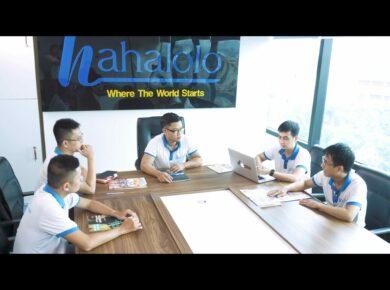 Hahalolo technology development team  meeting